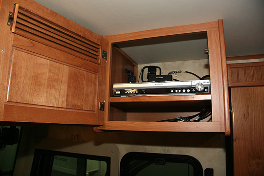 Entertainment System Cabinetry