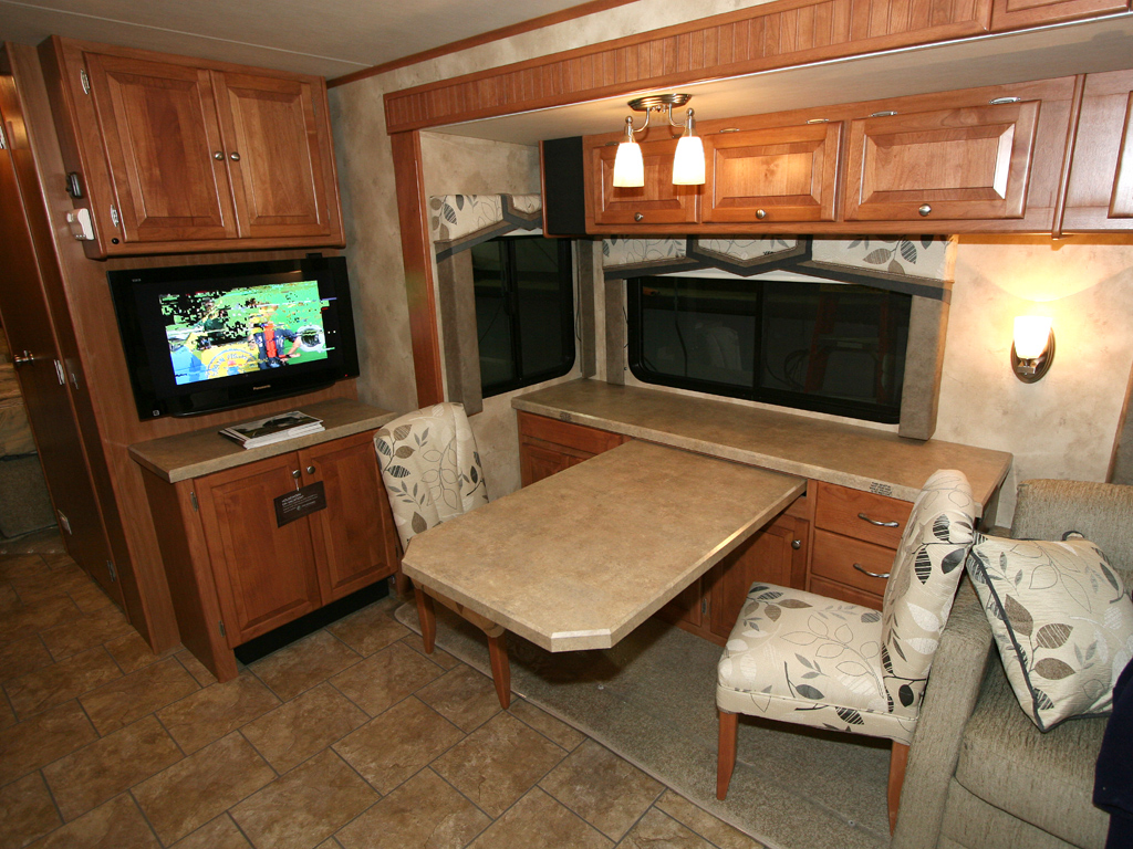Rvcruzer Com 2009 Allegro Red 36qsa Review